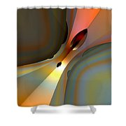 0541 Shower Curtain