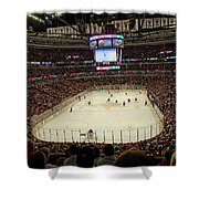0616 The United Center - Chicago Shower Curtain
