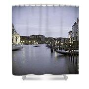 0696 Venice Italy Shower Curtain