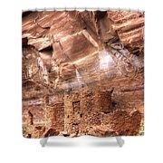 0681 Palatki Ruins Shower Curtain