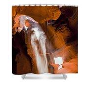 0692 Antelope Canyon Shower Curtain
