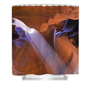 0693 Antelope Canyon Shower Curtain