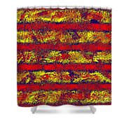 0759 Abstract Thought Shower Curtain