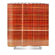 0835 Abstract Thought Shower Curtain