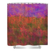 0867 Abstract Thought Shower Curtain