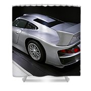 1997 Porsche 911 Gt1 Street Version Shower Curtain
