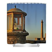 110714p203 Shower Curtain