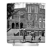 16th Street Baptist Church Shower Curtain