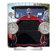 1922 Stutz Shower Curtain