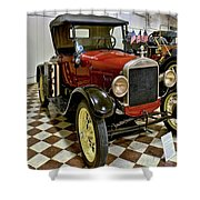 1926 Ford Model T Roadster Shower Curtain