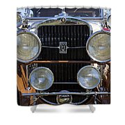 1929 Cadillac 341-b Sport Phaeton Shower Curtain