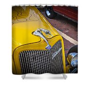 1934 Ford Hot Rod Shower Curtain