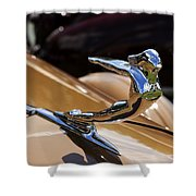 1936 Cadillac Series 75 By Fleetwood Shower Curtain