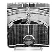 1936 Mercedes-benz 540k Mayfair Special Roadster Shower Curtain
