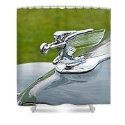 1940 Packard Shower Curtain