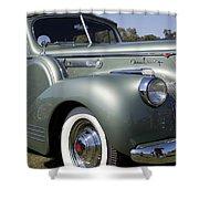 1941 Packard 160 Super Eight Shower Curtain