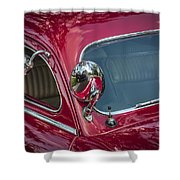 1949 Mercury Club Coupe  Shower Curtain