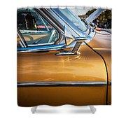 1957 Studebaker Golden Hawk  Shower Curtain