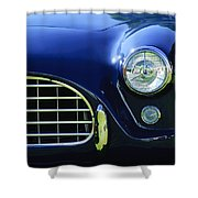 1959  Ac Ace Bristol Grille Shower Curtain