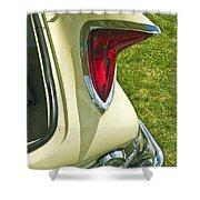 1960 Chrysler 300-f Muscle Car Shower Curtain