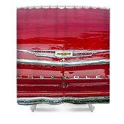1962 Chevy Impala 409 Shower Curtain
