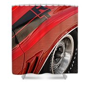 1970 Dodge Challenger R/t Shower Curtain