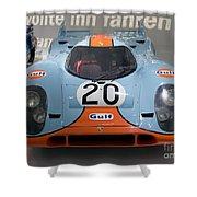 1970 Porsche 917 Kh Coupe Shower Curtain