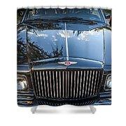 1990 Bentley Turbo R Shower Curtain