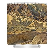 20 Mule Team Canyon Shower Curtain