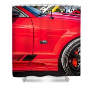 2006 Ford Saleen Mustang  Shower Curtain