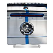 2010 Shelby Gt500 Shower Curtain