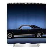67 Gto Shower Curtain by Douglas Pittman