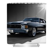 '72 Chevelle Shower Curtain