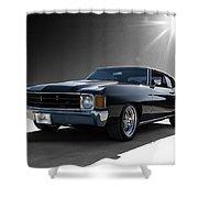 '72 Chevelle Shower Curtain