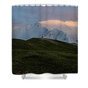 A Couple Of Mountaineers Shower Curtain