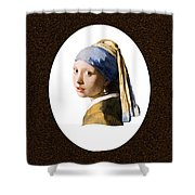 A Pearl Beyond Price Shower Curtain