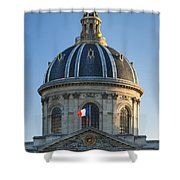 Academie Francaise Shower Curtain