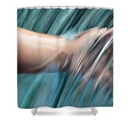 Akeakamai Shower Curtain