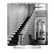 Alabama House Interior Shower Curtain