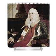 Alexander Wedderburn (1733-1805) Shower Curtain