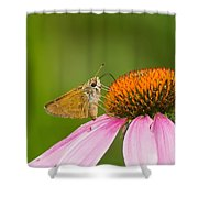 All Things Big And Small Shower Curtain