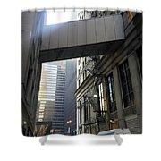 Alley 13 Shower Curtain