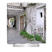 Alpujarras In Granada Shower Curtain
