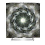 Ancient Light II Shower Curtain