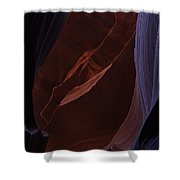 Antelope Canyon 5 Shower Curtain