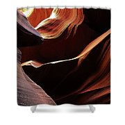 Antelope Canyon 8 Shower Curtain