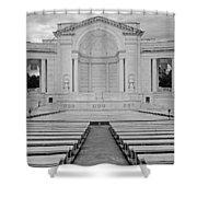Arlington Amphitheater Shower Curtain