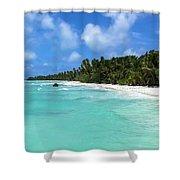 Arno Atoll Shower Curtain