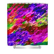 Art Abstract Background 97 Shower Curtain