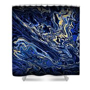 Art Series 2 Shower Curtain